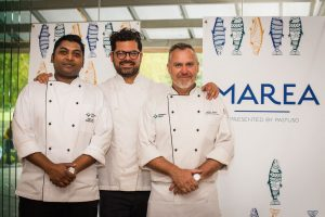 photo of chefs at a function