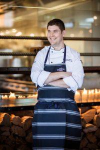 professional headshot photo of a chef
